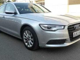 Used 2013 Audi A6 2011-2015 AT for sale in New Delhi