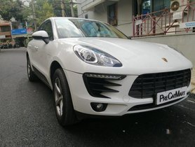 Used 2017 Porsche Macan AT for sale in Bangalore