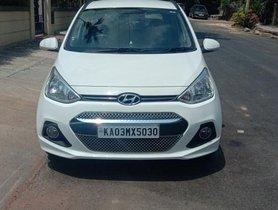 Used Hyundai i10 Sportz 2016 MT for sale in Bangalore