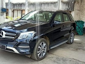 2018 Mercedes-Benz GLE AT for sale in Mumbai