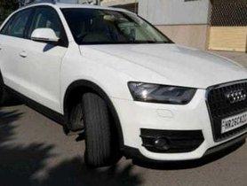 Used 2013 Audi Q3 2012-2015 AT for sale in New Delhi