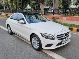 Mercedes Benz C-Class Progressive C 220d 2019 AT in New Delhi