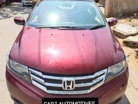 2012 Honda City 1.5 S MT for sale in Bangalore