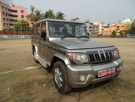 Mahindra Bolero SLE 2014 MT for sale in Kolkata