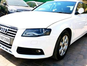 Used Audi A4 2.0 TDI (143bhp), 2012, Diesel AT for sale in Ahmedabad