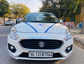Used Maruti Suzuki Dzire VXI 2018 MT in New Delhi