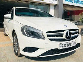 Used Mercedes Benz A Class A180 CDI 2015 AT in Ahmedabad