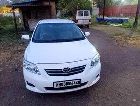 2011 Toyota Corolla Altis G MT for sale in Thane