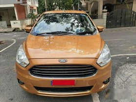 Used Ford Aspire Titanium 2016 MT in Bangalore