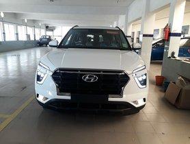 New Hyundai Creta 1.4 Turbo Model Starts Reaching Dealerships