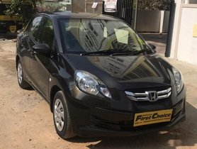 Honda Amaze S i-Dtech 2015 MT for sale in Bangalore