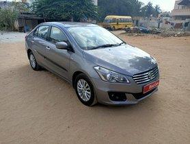 Used 2014 Maruti Suzuki Ciaz MT for sale in Bangalore