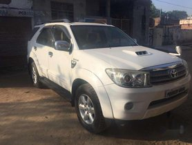 Used 2011 Toyota Fortuner MT for sale in Nakodar
