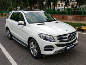 2015 Mercedes-Benz GLE AT for sale in New Delhi