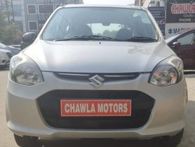 Used 2014 Maruti Suzuki Alto 800 LXI MT for sale in Ghaziabad