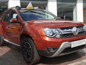 Used 2016 Renault Duster 110PS Diesel RxZ AMT AT in Chennai
