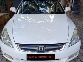 2006 Honda Accord V6 AT for sale in Bangalore