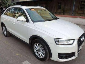 Audi Q3 2.0 TDI quattro Premium Plus, 2013, AT for sale in Ahmedabad