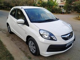 2013 Honda Brio S MT for sale in Bangalore