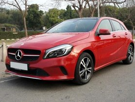 Mercedes Benz A Class A180 Sport 2015 AT in New Delhi
