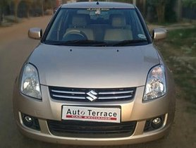 2011 Maruti Suzuki Dzire VXI MT for sale in Tiruchirappalli