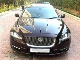 Used Jaguar XJ 3.0L Portfolio 2012 AT in New Delhi