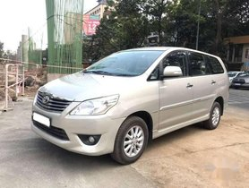 Toyota Innova 2.5 VX BS IV 7 STR, 2013, Diesel MT for sale in Mumbai