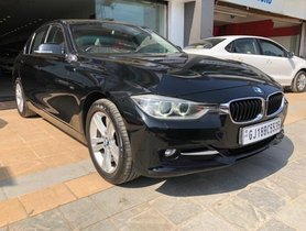 2014 BMW 3 Series 320d Sport Line AT in Ahmedabad