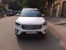 Hyundai Creta 1.6 SX (O), 2016, Diesel MT for sale in Hyderabad