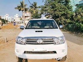 Used Toyota Fortuner 2009 MT for sale in Chennai