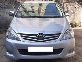 2011 Toyota Innova 2.5 V Diesel 7-seater MT for sale in Mumbai