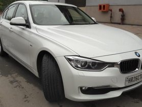 Used BMW 3 Series 320d Luxury Line 2015 AT in New Delhi