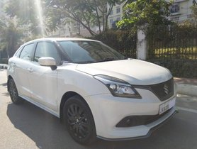 2017 Maruti Suzuki Baleno RS MT for sale in Bangalore