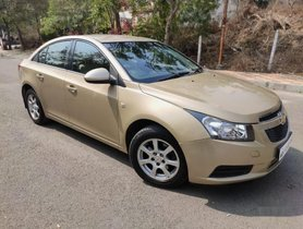 Chevrolet Cruze LT 2010 MT for sale in Pune
