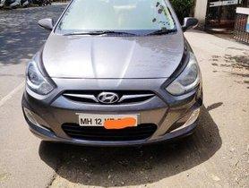 Used Hyundai Verna 1.6 SX 2013 MT in Pune