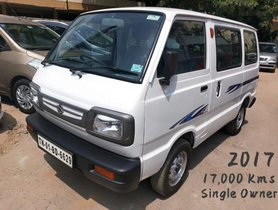 2017 Maruti Omni 5 Seater BSIV MT for sale in Chennai