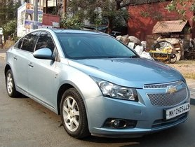 Chevrolet Cruze LTZ 2012 MT for sale in Pune