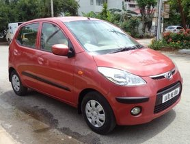 Used 2010 Hyundai i10 Sportz 1.2 AT for sale in Bangalore
