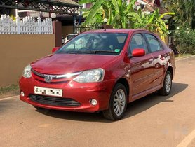Used 2011 Toyota Etios VX MT for sale in Madgaon