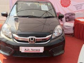 Honda Amaze SX i VTEC 2016 MT for sale in Raipur