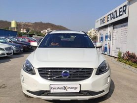 Used Volvo XC60 D5 2018 AT for sale in Pune
