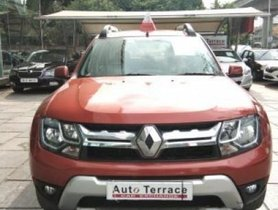 Renault Duster 110PS Diesel RxZ AMT 2016 AT for sale in Chennai