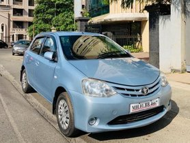 2012 Toyota Etios Liva G MT for sale in Mumbai