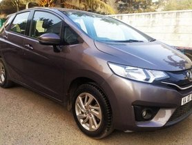 2016 Honda Jazz VX MT for sale in Bangalore