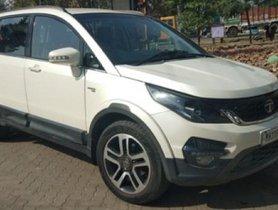 2017 Tata Hexa XT MT for sale in Nagpur