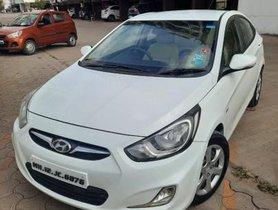 2012 Hyundai Verna 1.6 CRDi EX MT for sale in Pune