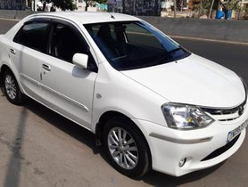 2010 Toyota Platinum Etios MT for sale in Chennai