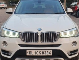 2014 BMW X3 xDrive 20d xLine AT for sale in New Delhi