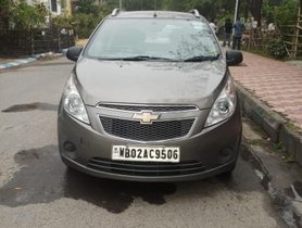 Used 2013 Chevrolet Beat LS MT for sale in Kolkata