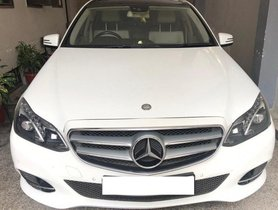 2015 Mercedes Benz E Class AT for sale in New Delhi
